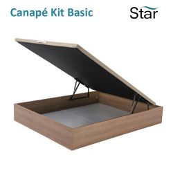 Comprar canapé abatible madera Star Kit Basic