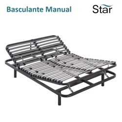 Somier Basculante Manual de Star