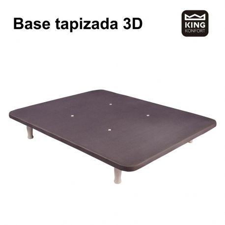 Base tapizada 3D de King Konfort